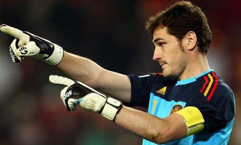 El es capitán de la selección española con más partidos