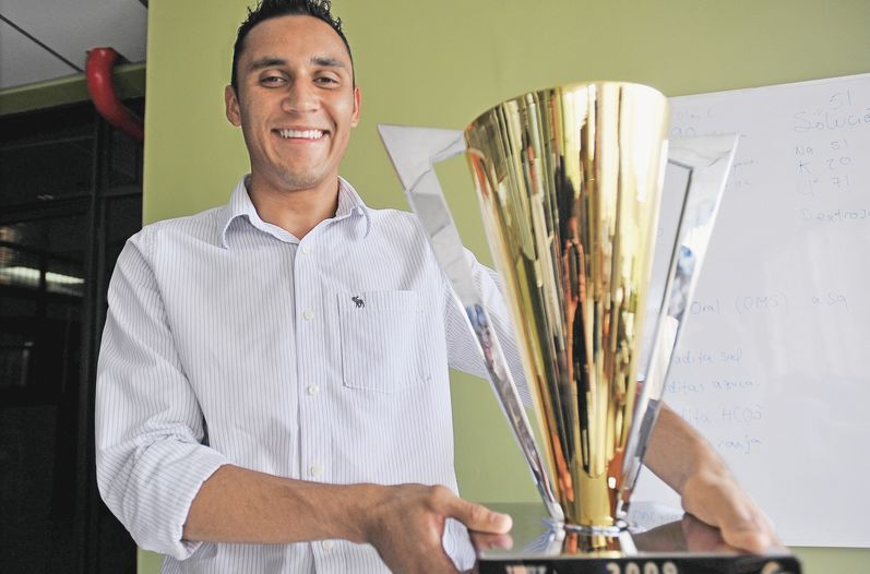 Fue el mejor portero de la Copa de Oro de la Concacaf 2009