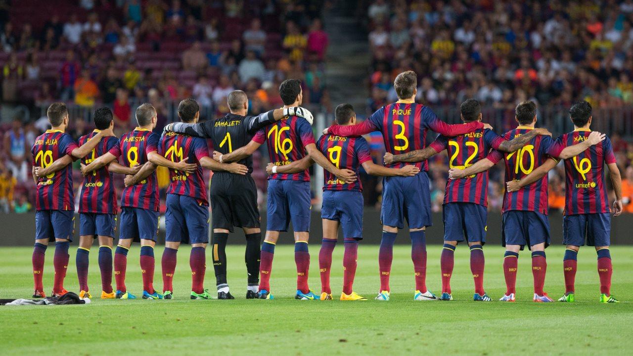 El Barça en una nueva Liga