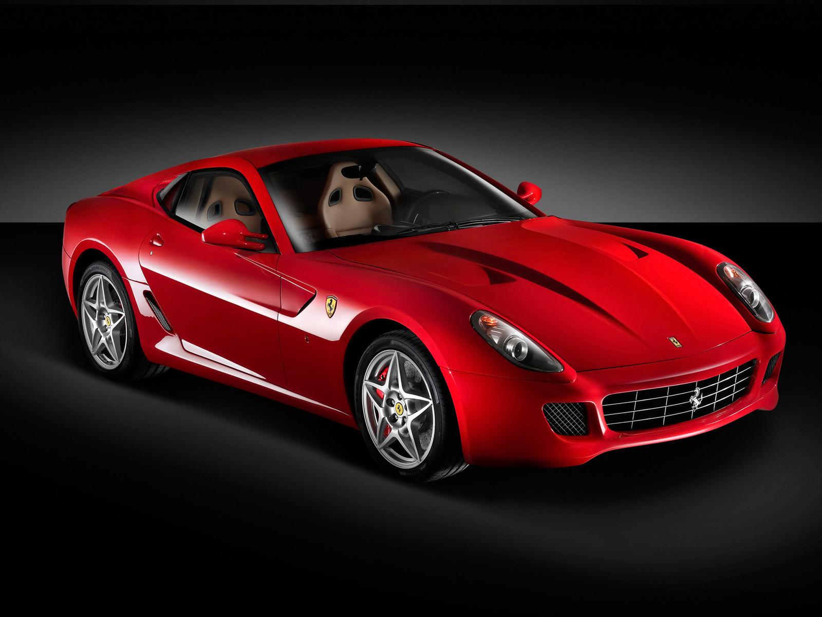 Ferrari 599 GTB Fiarano