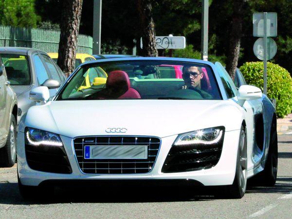 Audi R8 5.2 de 525 cv