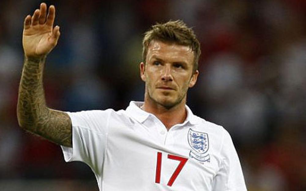 7 cosas por las que Beckham triunfó en el fútbol