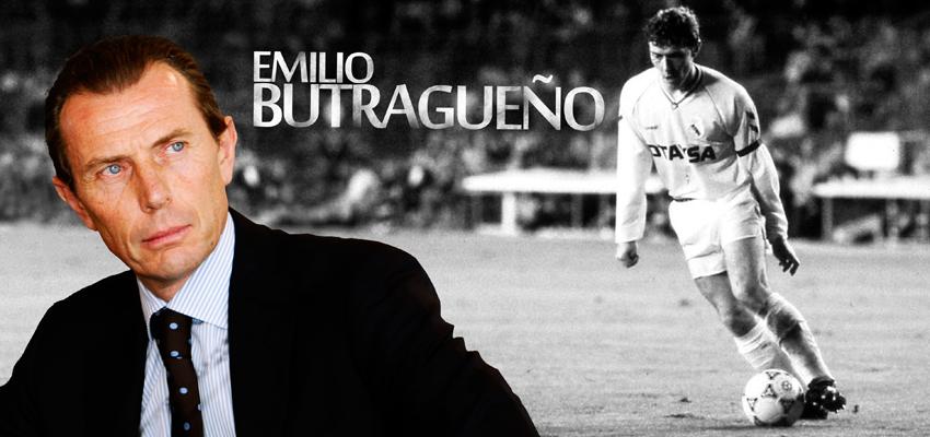 7 cosas que desconocías de Emilio Butragueño