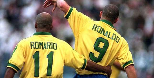 Ronaldo y Romario eran nuestro referente
