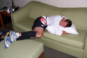 Duermes más plácidamente