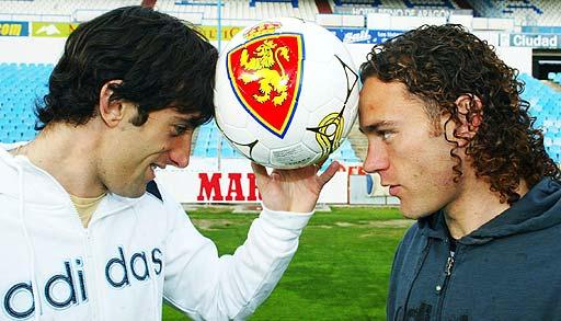 Diego y Gabriel Milito
