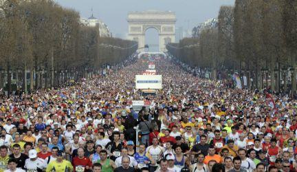 Maratón de París