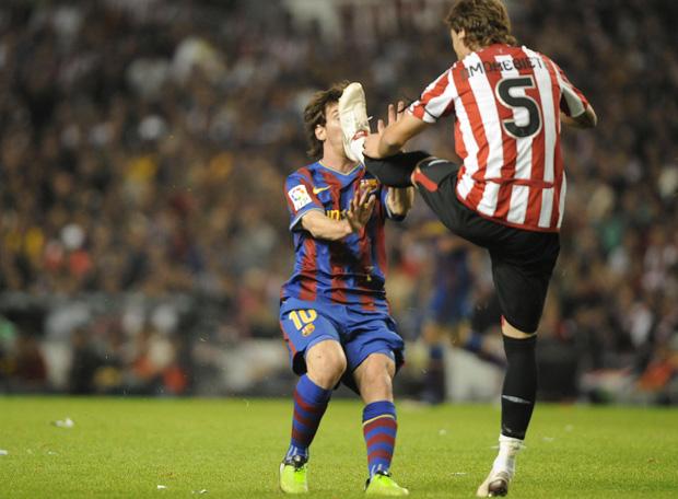 Las 10 entradas más salvajes del fútbol moderno