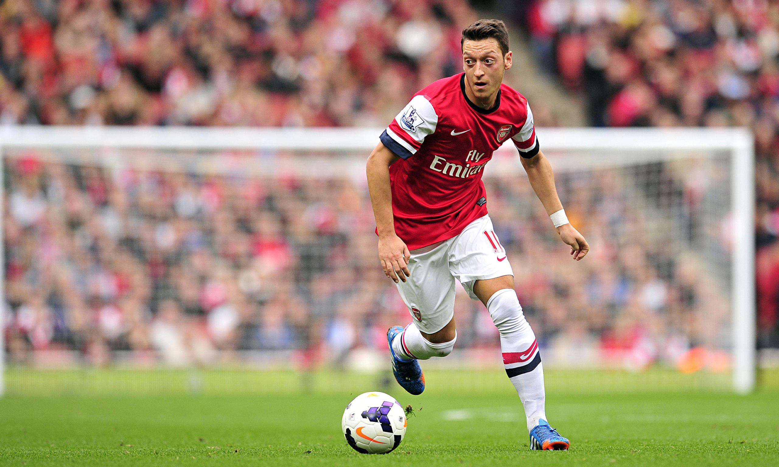 Las 5 cosas que no sabías de Mesut Özil