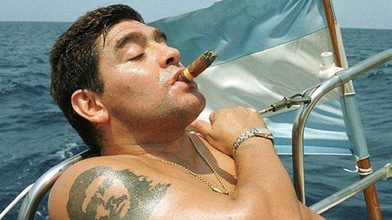 Las 5 grandes cagadas de Maradona