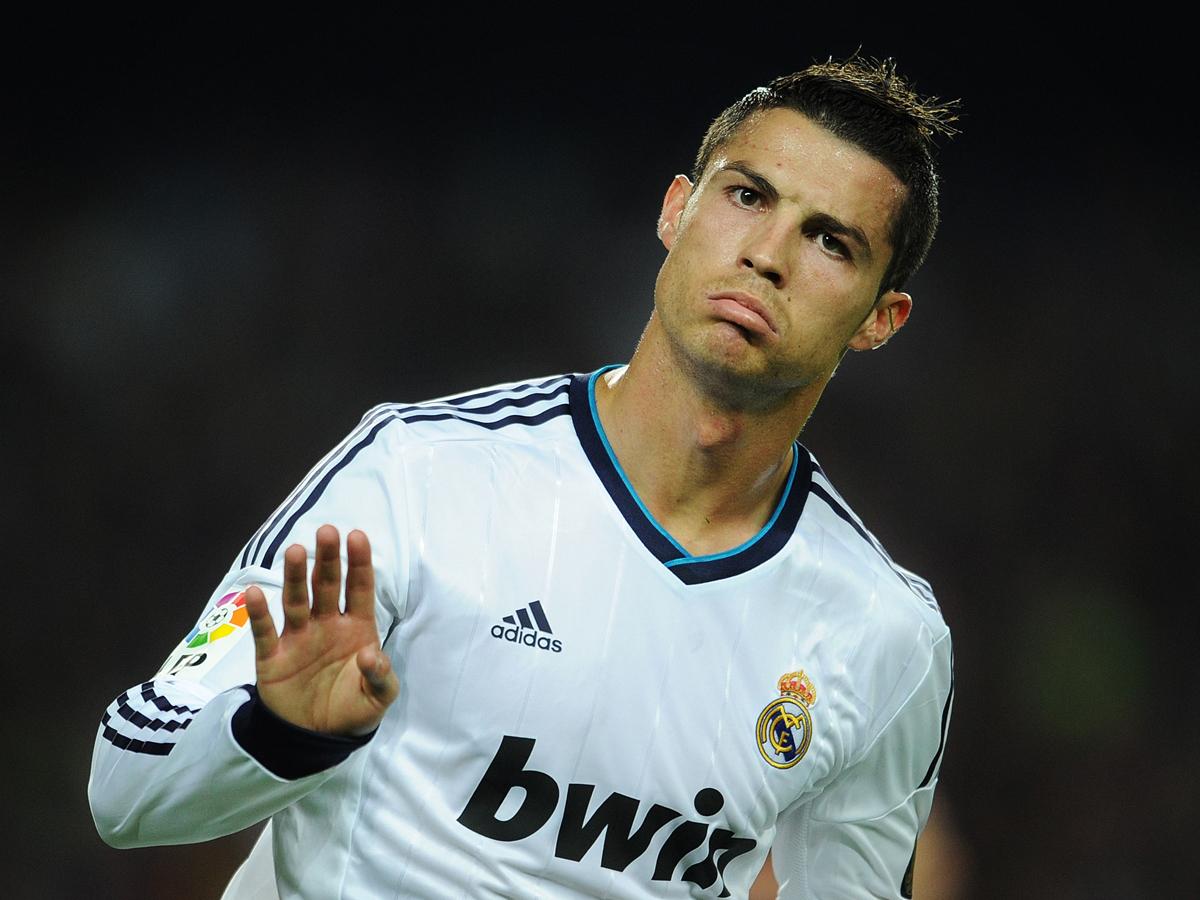 Las 6 liadas más gordas de Cristiano Ronaldo