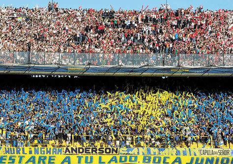 Los 10 equipos argentinos con más hinchas