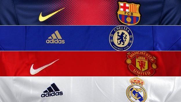 Los 10 equipos que más camisetas venden del mundo