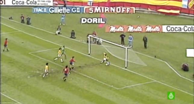 Los 10 fallos más ridículos de la historia del fútbol