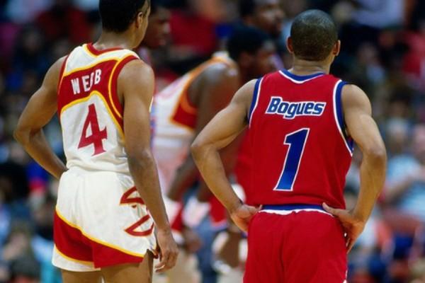 Los 10 jugadores más bajitos de la historia de la NBA