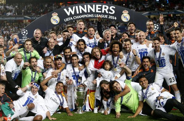 Los 10 mejores equipos de 2014