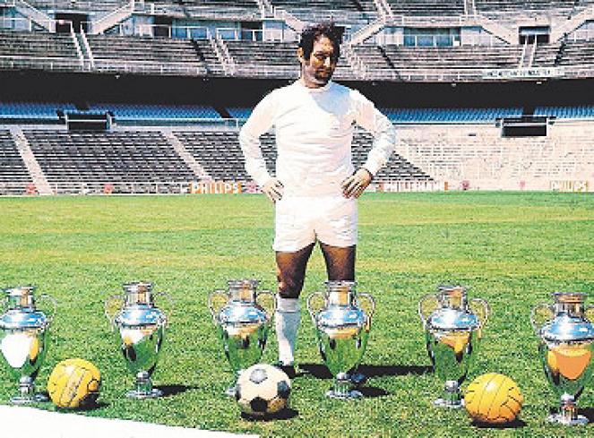 Los 10 mejores jugadores españoles de la historia