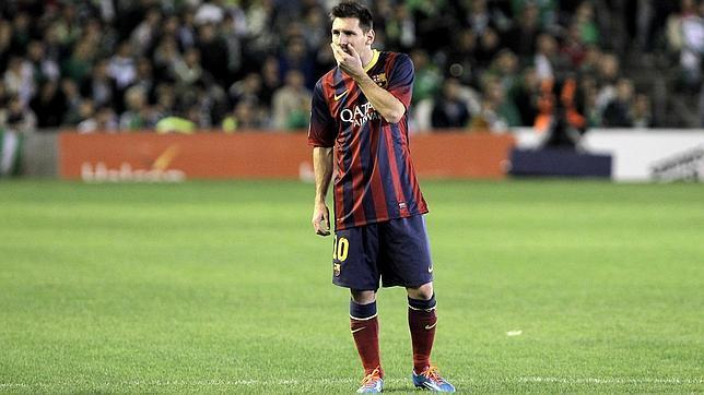 Los 10 motivos por los que Messi no es el de hace dos temporadas