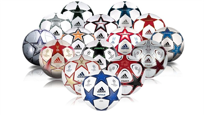 Los 11 mejores balones de la historia de Adidas