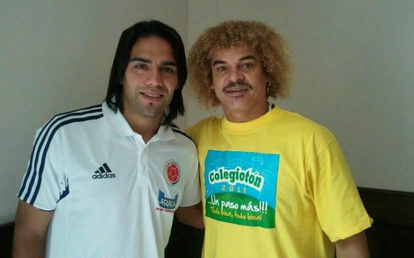 Los 12 Mejores jugadores colombianos de la historia