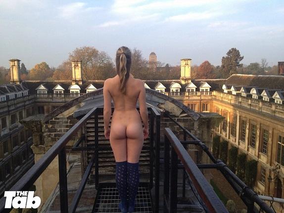 Los 12 mejores traseros de la universidad de Cambridge