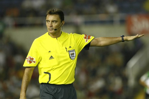 Los 3 árbitros con más partidos en la Liga española
