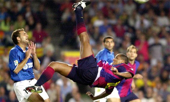 Los 30 futbolistas brasileños que han jugado en la historia del FC Barcelona