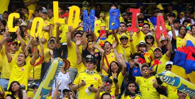 Los 4 futbolistas colombianos que optan al Balón de Oro de 2015