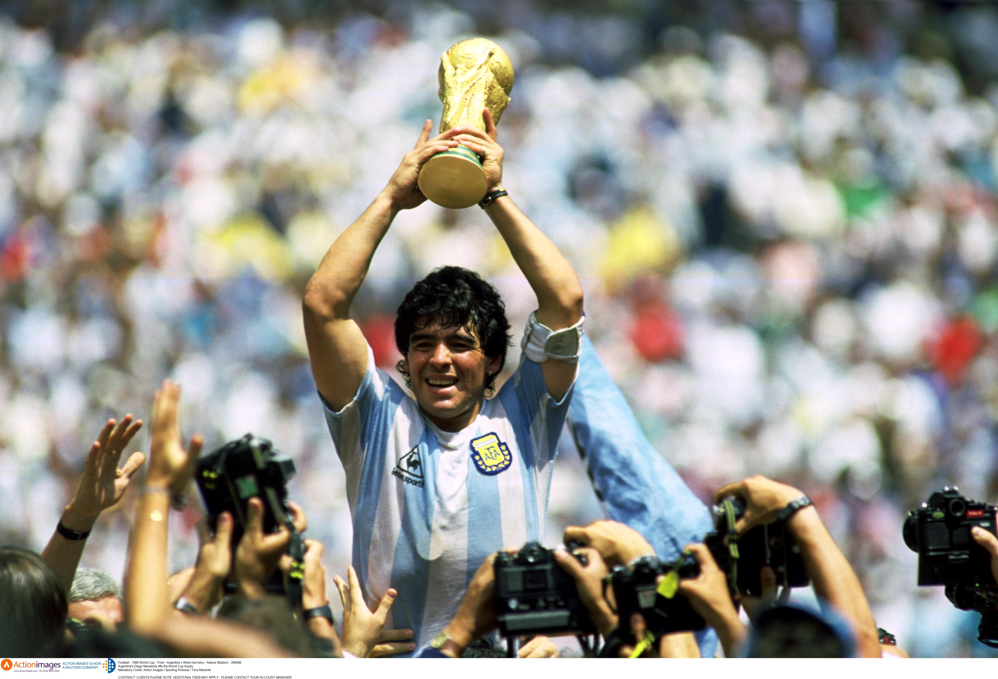 Los 5 jugadores argentinos que más Mundiales han jugado