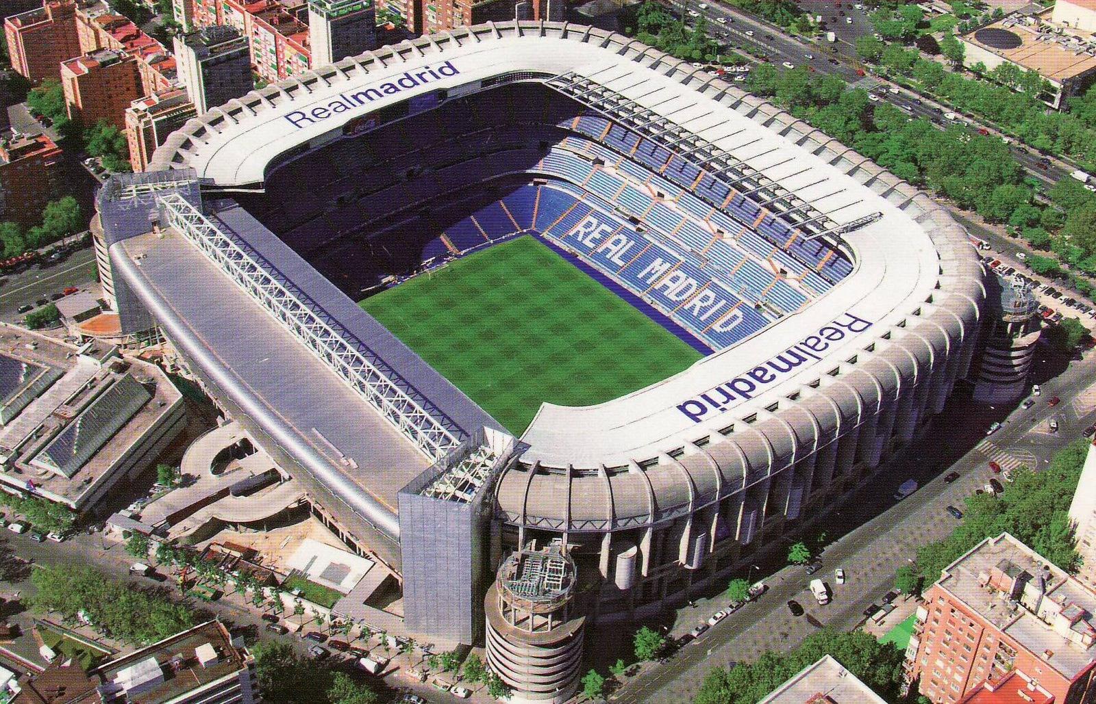 Los 5 mejores estadios de fútbol España según TripAdvisor