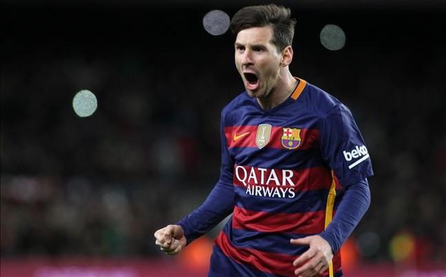Los 5 mejores goles de Messi con el Barcelona