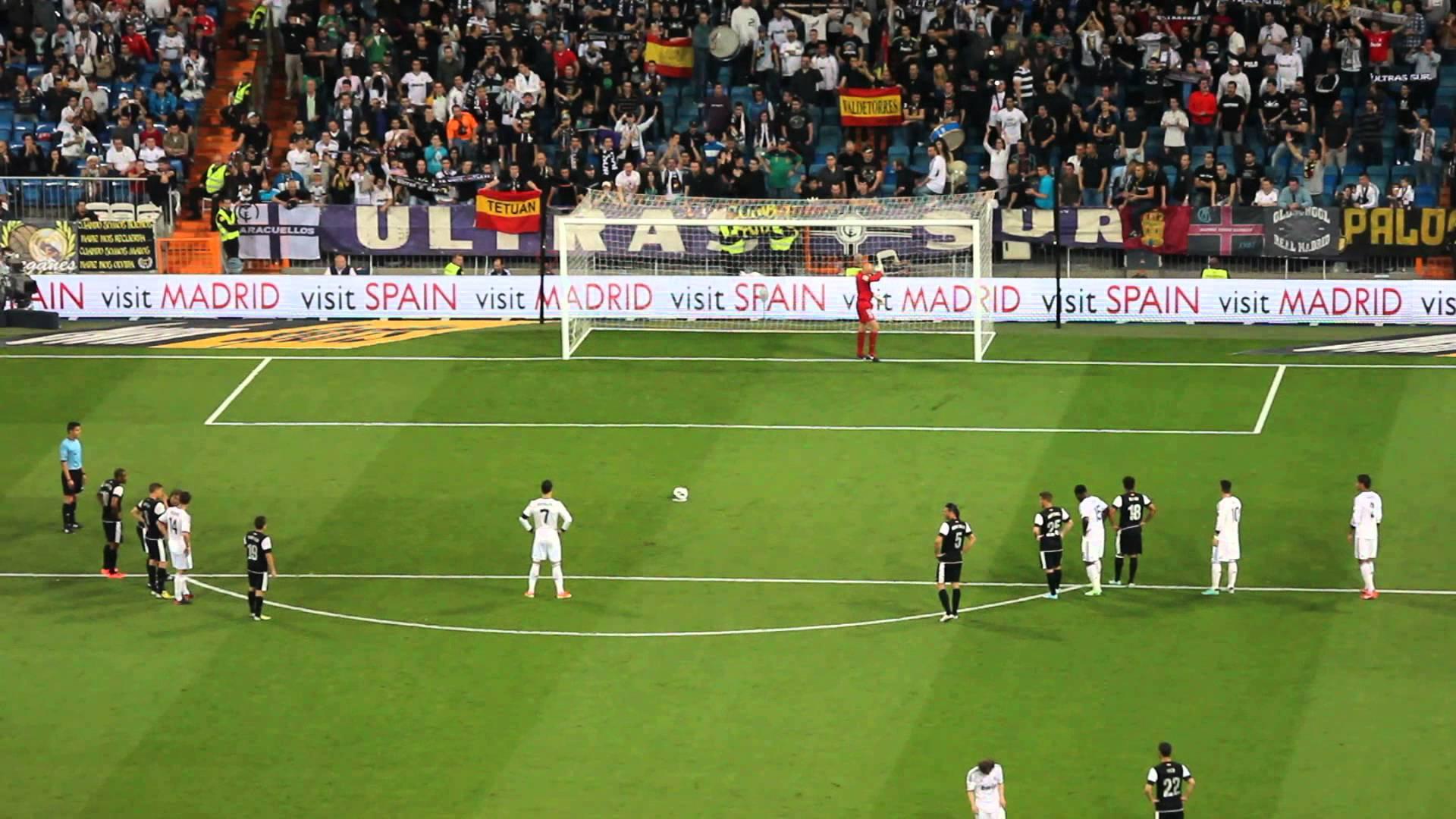 Los 7 máximos goleadores de penalti de la historia de la Liga BBVA