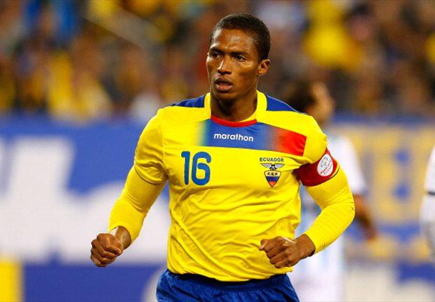 Los 7 mejores jugadores de la historia de Ecuador