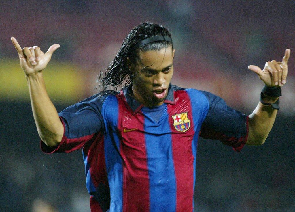 Los 7 mejores detalles y regates de Ronaldinho.