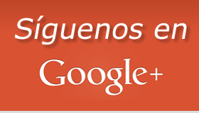 Síguenos en Google Plus